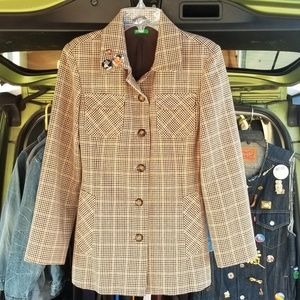 United Colors of Benetton Jacket Made in Italy of